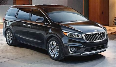 Review Kia Grand Sedona by Kia Grand Sedona Langsung Diborong Pembeli Autos Id