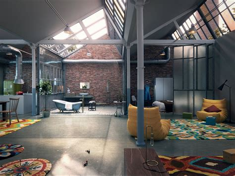 40 Lofts That Push Boundaries by Homedesigning Via 40 Lofts That