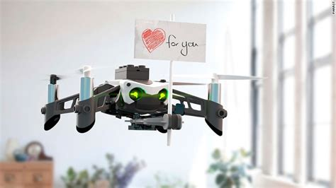 learn   fly  parrot mambo drones   smaller faster  smarter cnnmoney