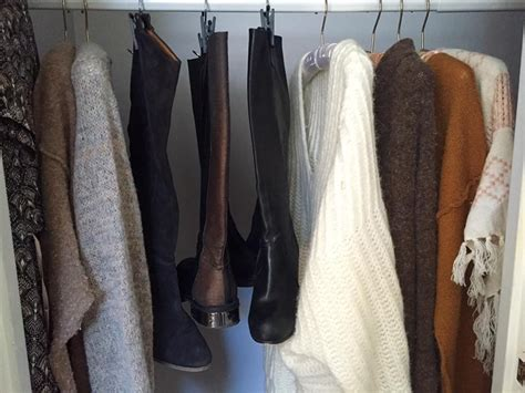 boot hangers for closet boot hangers for closet 6 the minimalist nyc
