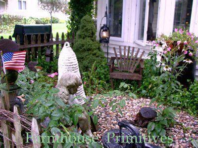 Farmhouse Primitives Blog Primitive Gardens Gardening
