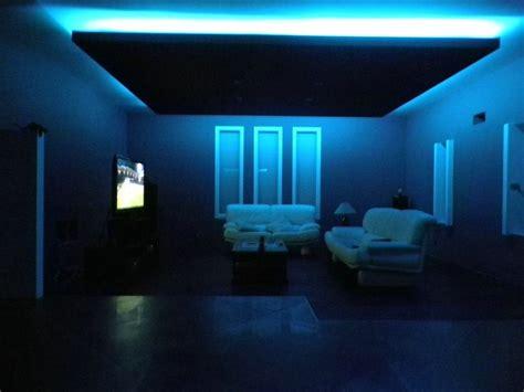 faux plafond lumineux salon salons