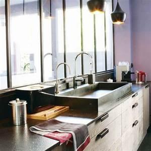Davausnet cuisine moderne ancienne avec des idees for Idee deco cuisine avec model de cuisine moderne