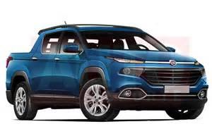 O novo carro da Fiat, a Picape Fiat possui um moderno