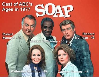 Soap Tv Comedy Cast Series 70s Shows