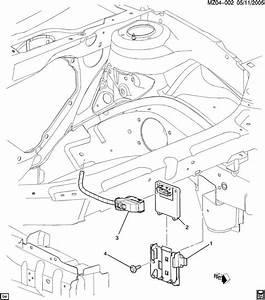 Chevrolet Malibu Module  Transmission Control Module