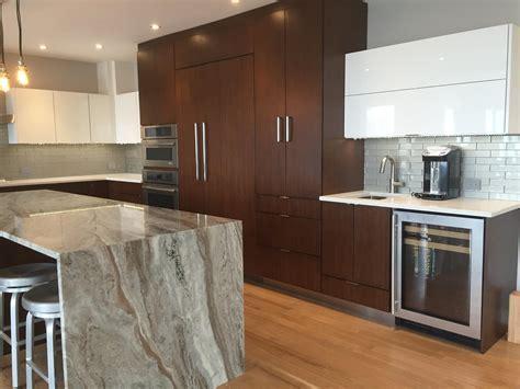 Manhattan Style Kitchen   Evo Design Center