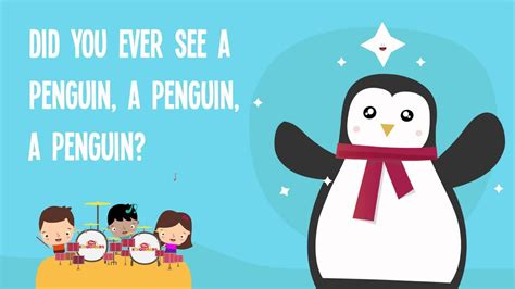 penguin song did you see a penguin song lyric 838   maxresdefault