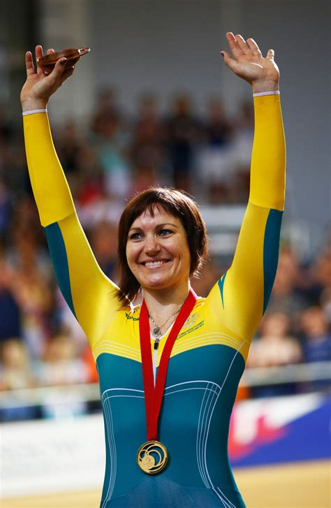 anna meares    commonwealth games