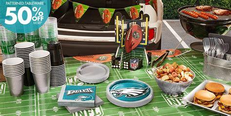Philadelphia Eagles 8pack Dinner Plates