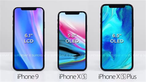 new iphone 2018 the 3 new iphones for 2018 gamengadgets