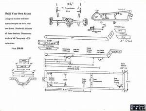 Model T Frame Plans