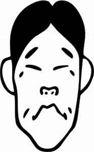 Free B&W Faces Clipart. Free Clipart Images, Graphics ...