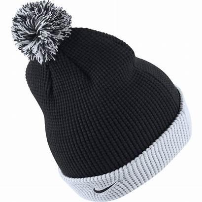 Bonnet Psg Nike Noir Avec Pompon Third