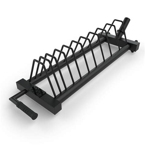 bumper plate rack toaster compact raw fitness equipment