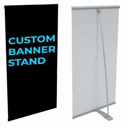 Banner Stand Standard Detroit Printing