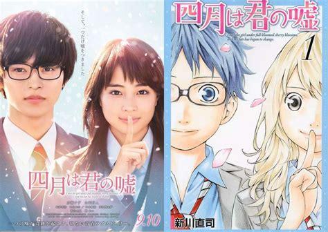 anime cinta romance 10 film liveaction anime romance terbaik yang wajib kalian