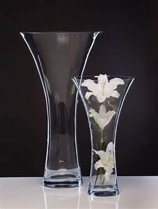 Glasvase 50 Cm Hoch : glasvase 50 cm bodenvase glas blumenvase vase gro design deko hoch ~ Bigdaddyawards.com Haus und Dekorationen