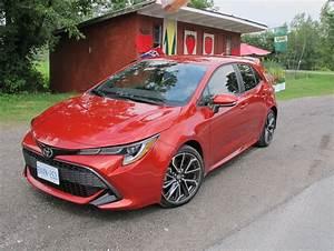 First Drive  2019 Toyota Corolla Hatchback  U2013 Wheels Ca
