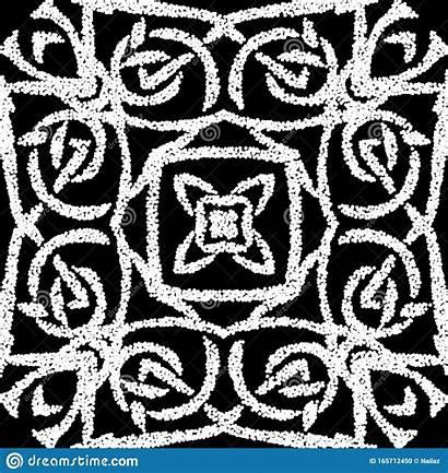 Pattern Stippled Grungy Ornamental Backdrop Grunge Textured