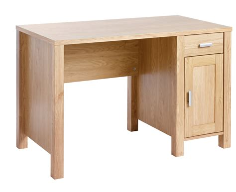 bureau desk uk oak effect home office desk