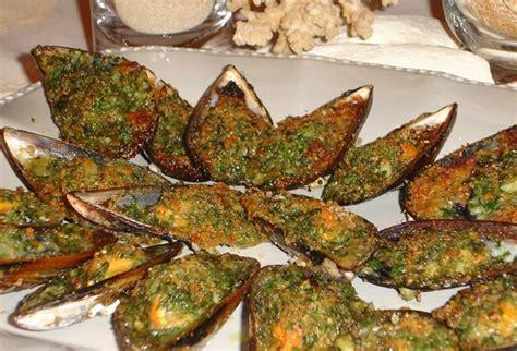 blogs recettes cuisine moules d espagne farcies et gratinées