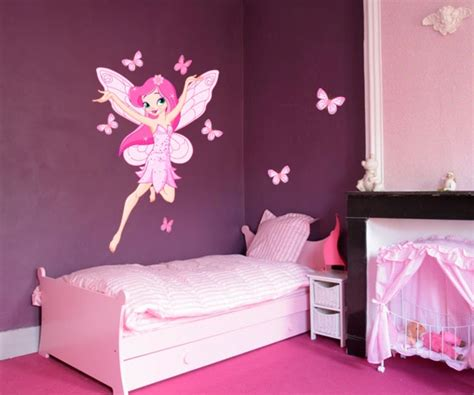 stickers chambre bebe fille fee stickers f 233 e des papillons stickers filles rooms and room