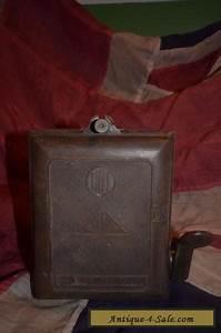 Vintage Bakelite  U0026quot Mem U0026quot  Fuse Box