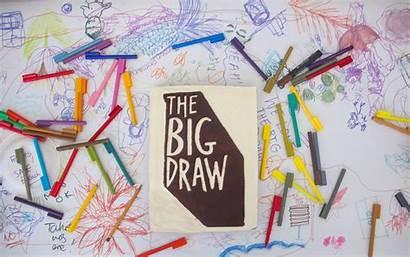 Drawing Draw Festival Biggest Thebigdraw
