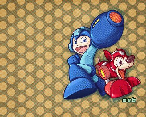 Mega Man Tribute Wallpaper By Zubby On Deviantart
