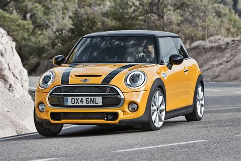 Mini Picture by New Mini Cooper 2014 Revealed Pictures Auto Express