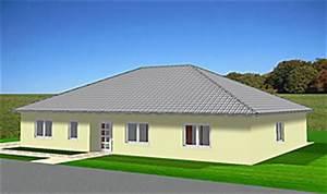 Bungalow Mit Atrium : bungalow 174 19 mit atrium einfamilienhaus neubau massivbau stein auf stein ~ Indierocktalk.com Haus und Dekorationen