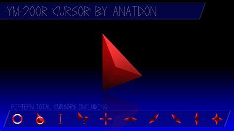 Ym-200r Cursor By Anaidon-aserra On Deviantart