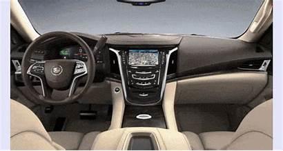 Escalade Interior Esv Tan Leather Cadillac Luxury