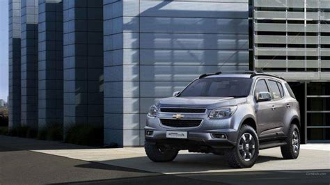 Chevrolet Trailblazer Backgrounds by Chevrolet Trailblazer Wallpapers Hd Desktop And Mobile