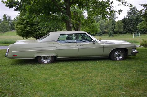 1974 Buick Electra by 1974 Buick Electra For Sale 1946537 Hemmings Motor News