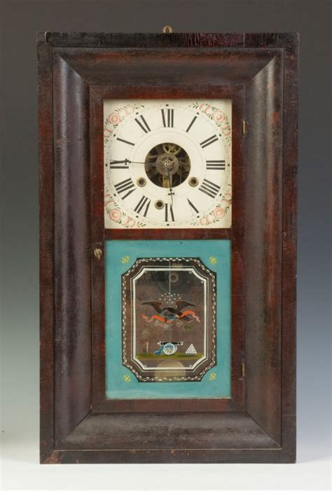 william  johnson ogee clock price guide