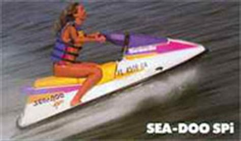 Sea Doo Boat Model Reference by Seadoo Model Reference History