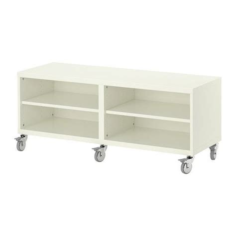 ikea tv stand with wheels best 197 shelf unit casters ikea tv stand living room