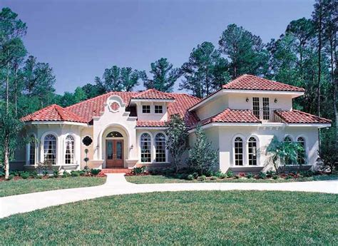 Mediterranean Home : Spanish Style Homes Interior And Exterior Ideas And