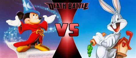siege minnie battle mickey mouse vs bugs bunny prelude by