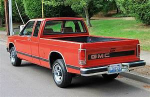 1987 Gmc S15 Extended Cab Sierra Classic Pickup  Ac  Pw