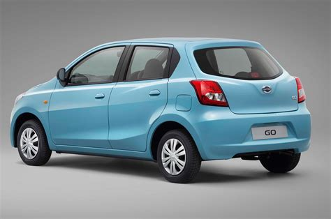 Datsun Go by Datsun Go Revealed For Indian Market