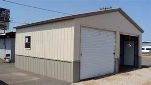 Metal garages oklahoma metal garage prices steel for All steel buildings prices