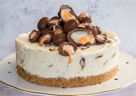 They also have a vegan range. Gluten Free Creme Egg Cheesecake Recipe (No-Bake) for Easter