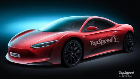 tesla supercar top speed