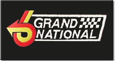 Buick Grand National Logo by Car Motorsports Buick Logos