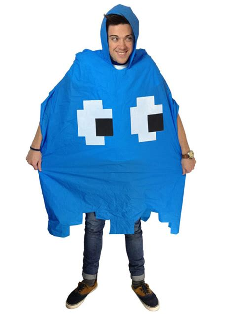 space invaders poncho gadgets fun le dindon