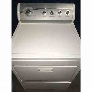 Fantastic Dryer  Kenmore 800 Series  220v  Professionally Rebuilt  With Kenmore 70 Series Washer