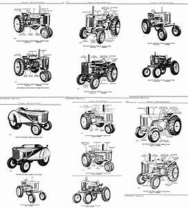 John Deere 620 630 Parts Catalog For Tractors